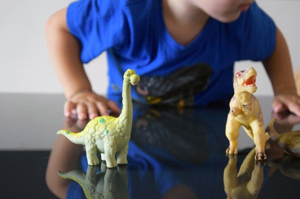 passione per i dinosauri